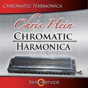 Chris Hein Chromatic Harmonica