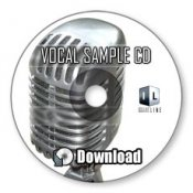 Vocal Sample Download