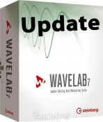 WaveLab7 Updatering från Essential 6