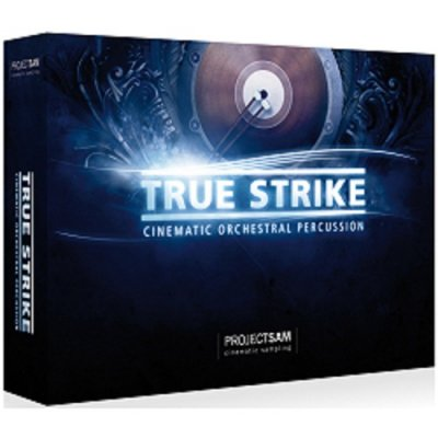 True Strike Orchestral Percussion 1. DL