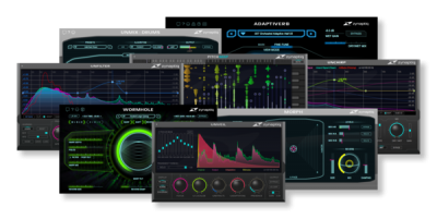 Zynaptiq Audio Proc. Bundle V.2