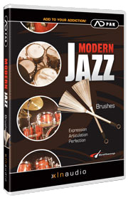 ADpak Modern Jazz - Brushes