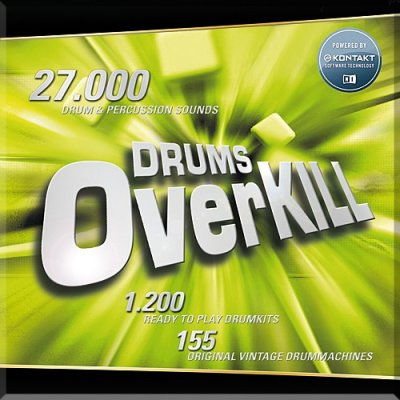 Drums Overkill