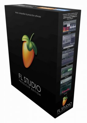 FL Studio 12 Producer Edition 5-pack