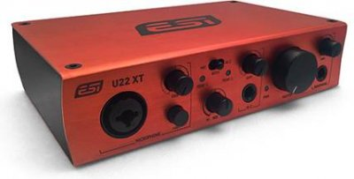 ESI U22XT USB AUDIO INTERFACE
