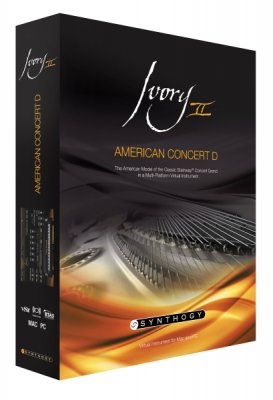 Ivory II American Concert D (DL)