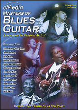 Masters of Blues Guitar MAC DL