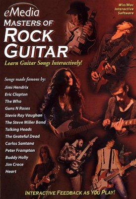 Masters Rock Guitar MAC DL