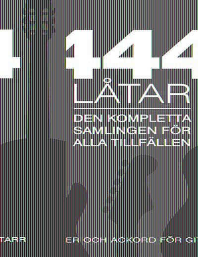 Svenska låtar ackord