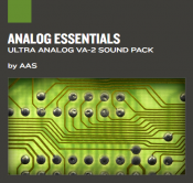 Analog Essentials UltraAnalog Sound Pack