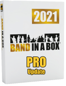 Band-in-a-Box 2021 PRO Win.UPD.(S) DOWNLOAD