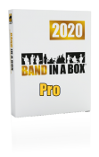Band-in-a-Box 2020 Pro Windows USB