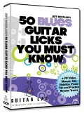 50 Blues Guitar Licks you must know
