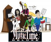 Music Time 4 DLX PC/MAC DOWNLOAD
