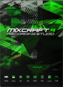 MIXCRAFT 9 Recording Studio DOWNLOAD