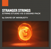 Stranger Strings - String Studio Sounds