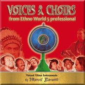 Voices & Choirs fr.Ethno World