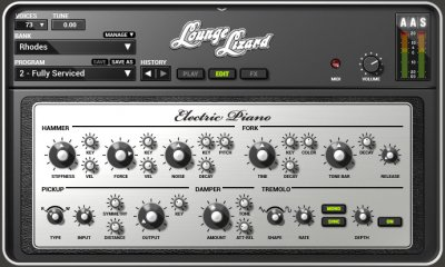 Lounge Lizard Upgrade EP-4 - Download
