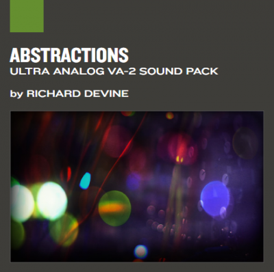 Abstractions UltraAnalog Sound Pack