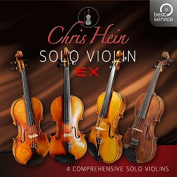 Chris Hein Solo Violin Extended DL
