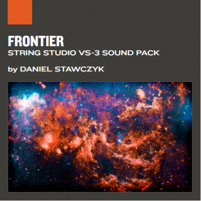 Frontier - String Studio Sound Pack