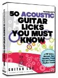 50 Acoustic Guitar Licks