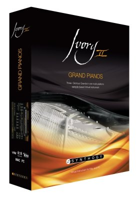Ivory II Grand Pianos DL