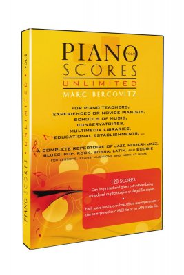 Piano Unlimited Scores Vol.2