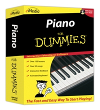 Piano for Dummies Dlx. WIN DL