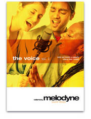 Melodyne Sound Libraries