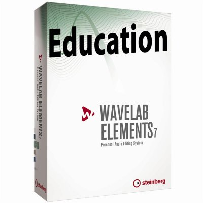 WaveLab 7 Elements EDU