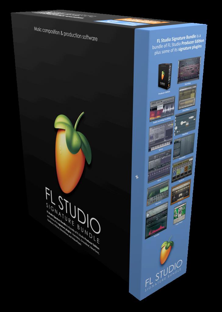 fl studio signature bundle download